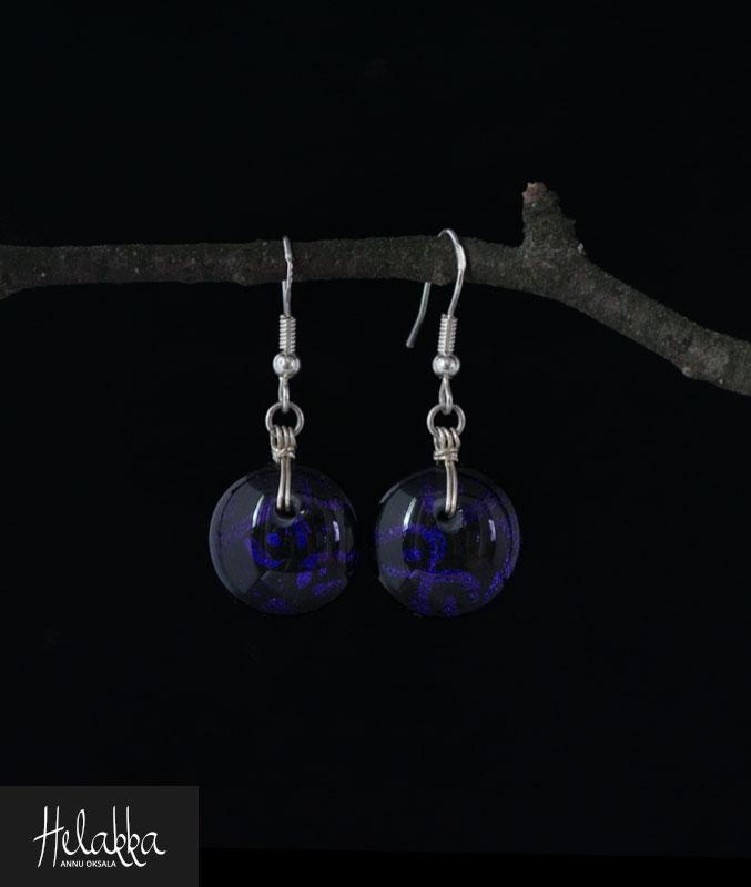 Korvakorut violetti